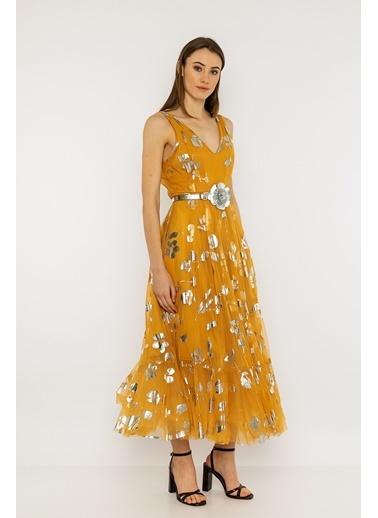 Berr-in  Saıph Elbise Sarı